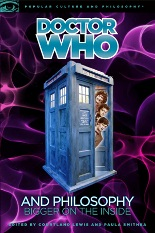 Doctor Who and Philosophy Cover